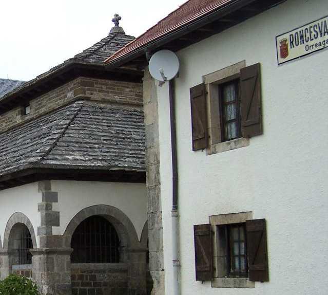 Casa en Orreaga (Roncesvalles)