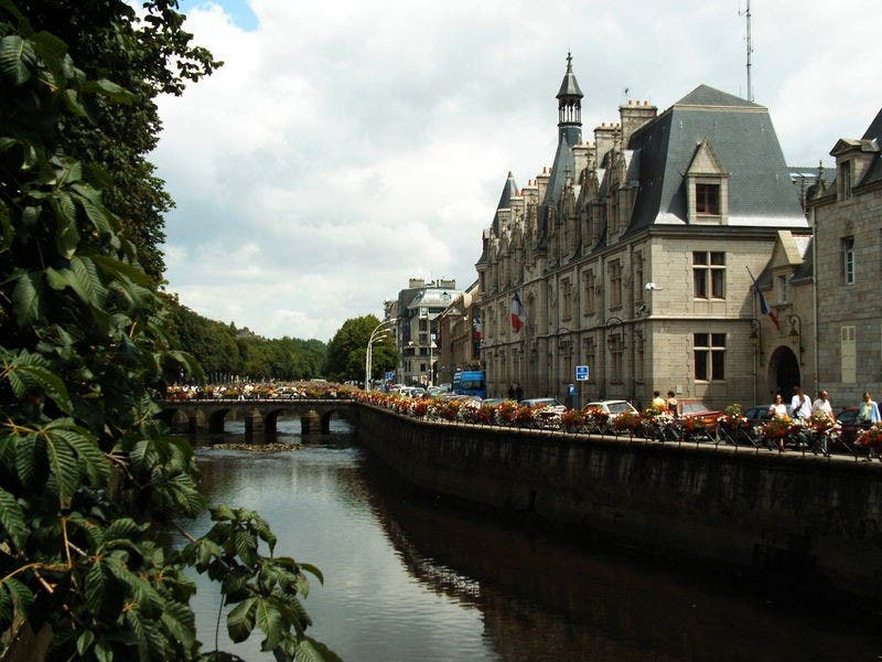 Water in Quimper