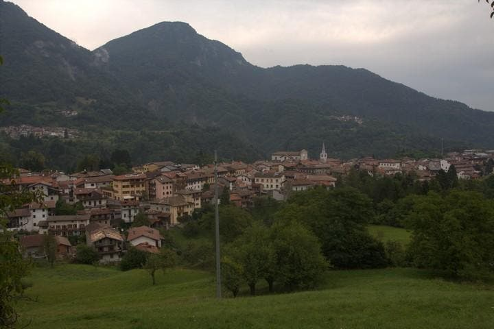 Town in Ampezzo