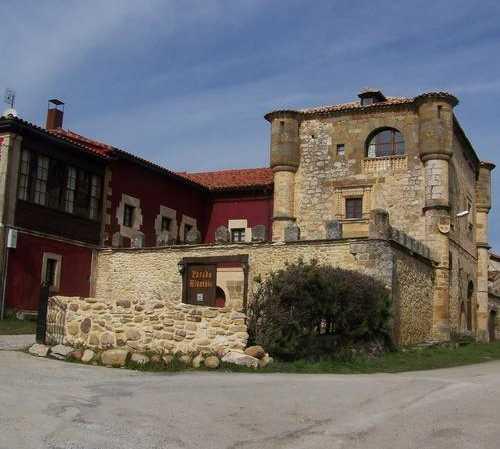 Pueblo en Merindad de Montija