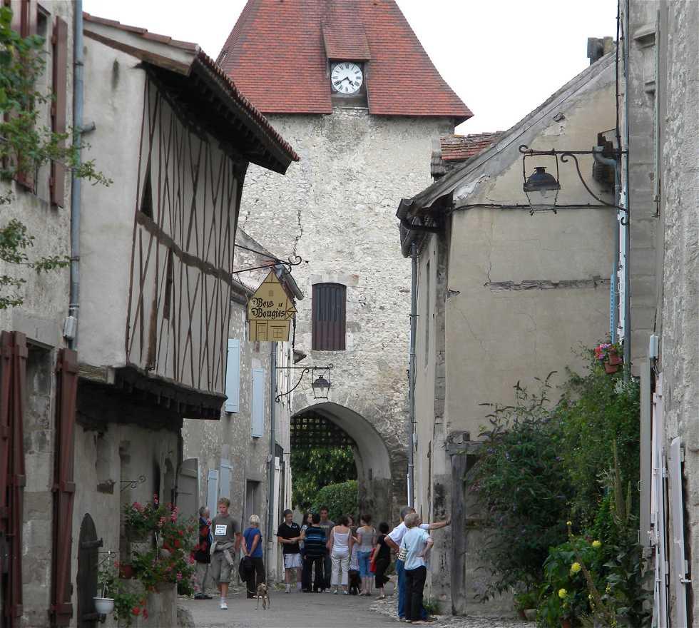 Tourisme à Charroux
