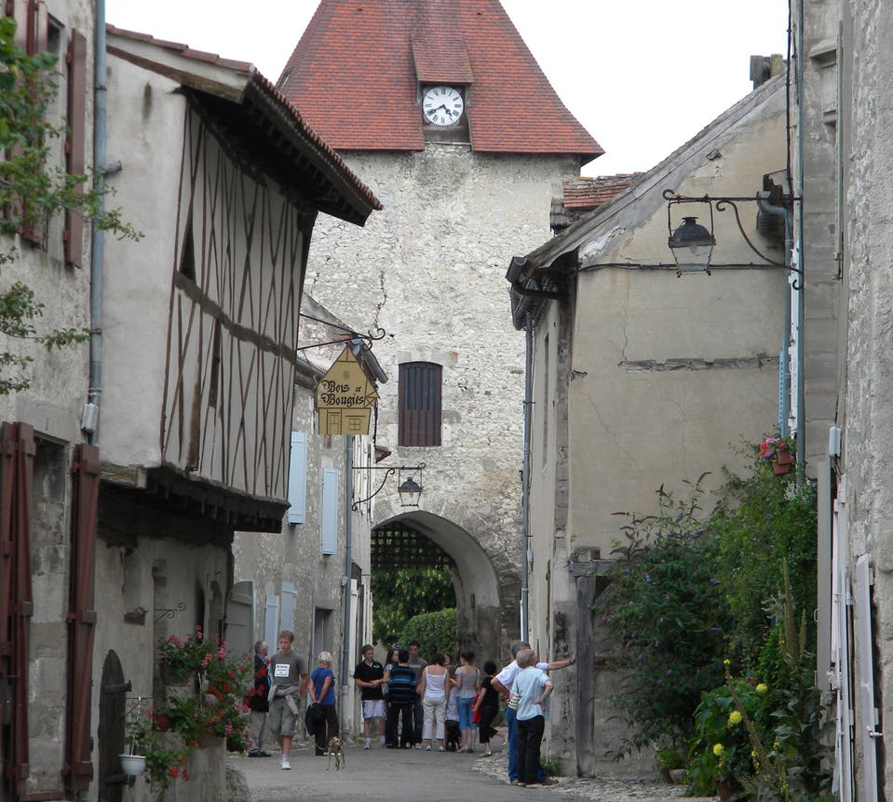 Tourism in Charroux