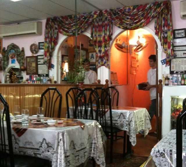 Finca en Kashkar Cafe