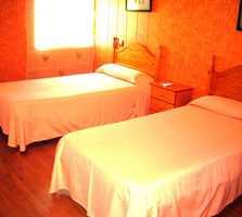 suite room in San Pablo de los Montes