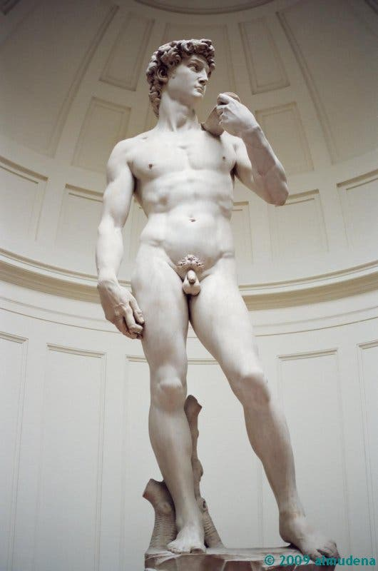 Classical Sculpture in Florence