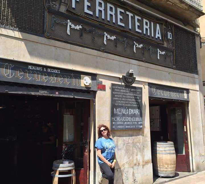 Bar en La Ferretería (Cerrado)