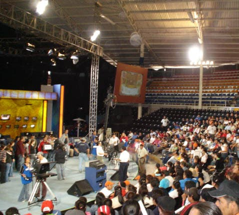 Convención en Televisa San Luis Potosí
