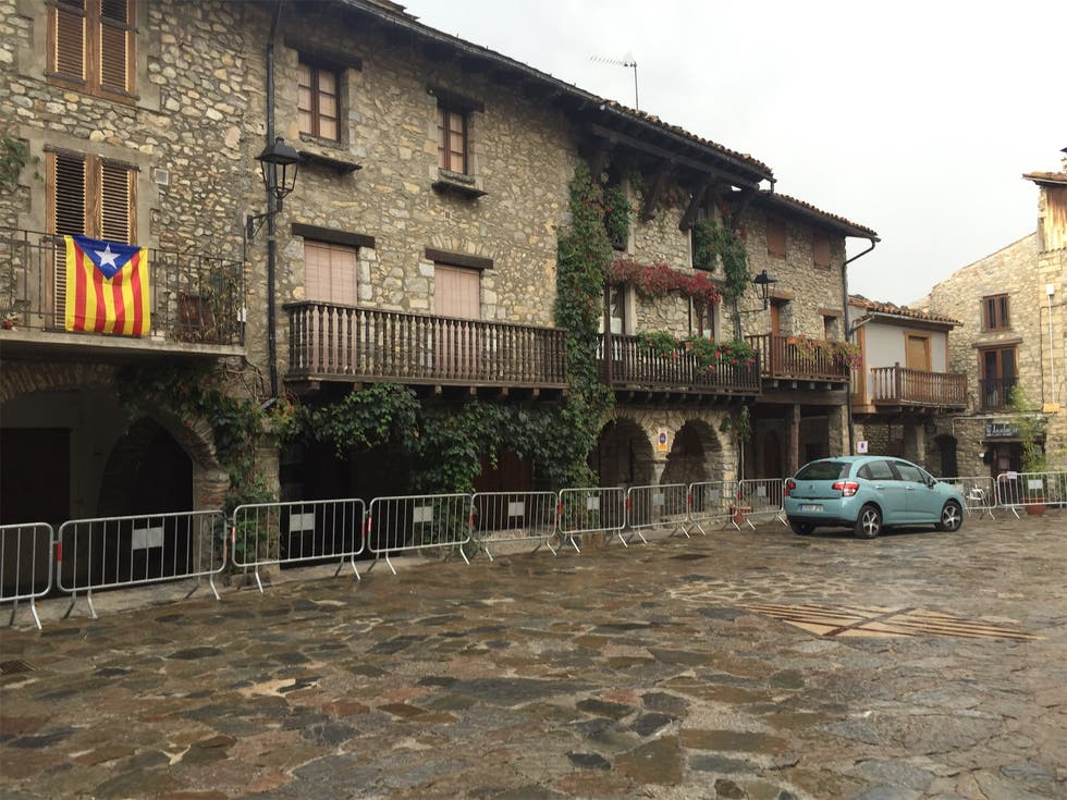 Neighbourhood in Bellver de Cerdanya
