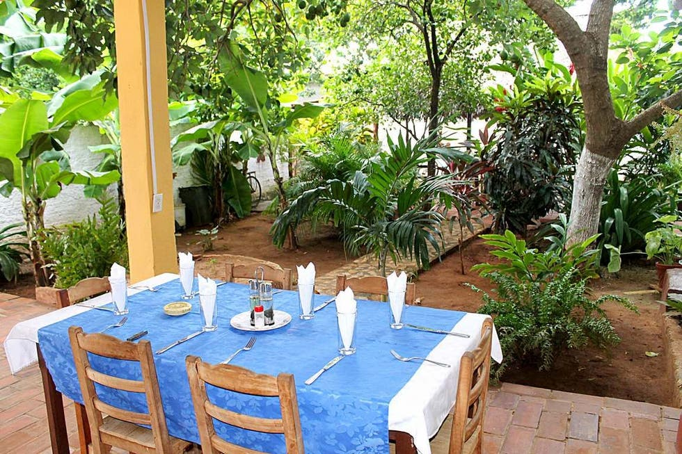 Photos de jardin hostal restaurante el ranch n for Hostal el jardin chiclana
