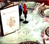 Cena a Cantarero, Meson