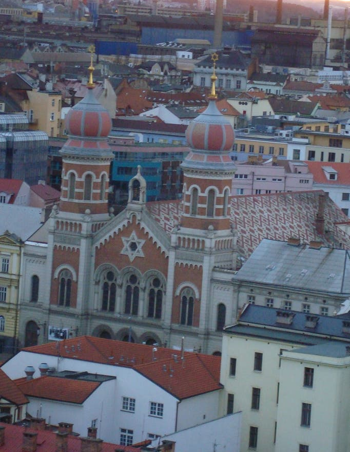 Aerial Photography in Plzen