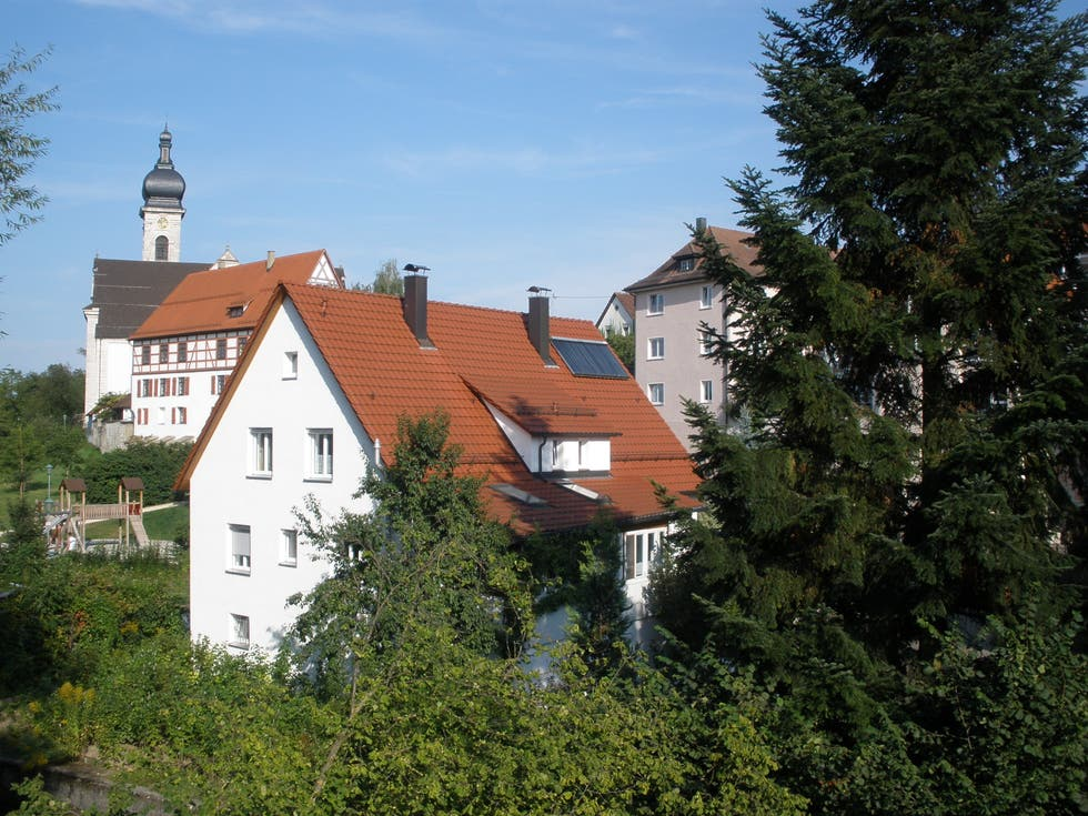Architecture in Ehingen