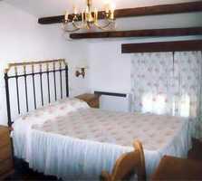 Room in Puebla de Don Rodrigo
