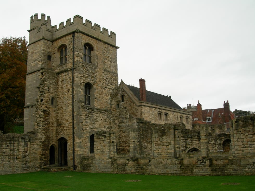 Abbey in Lincoln