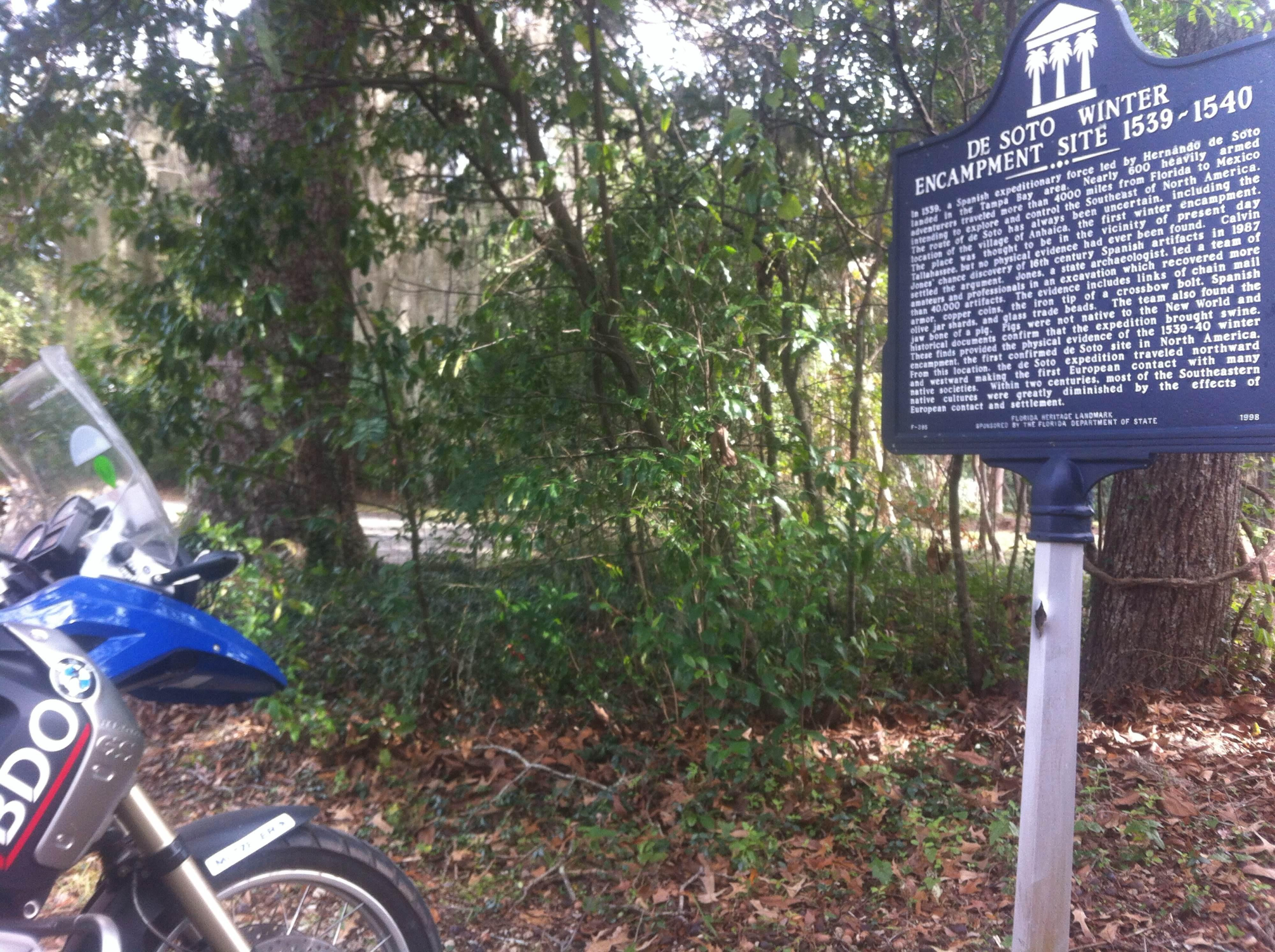 Bicycle in Tallahassee