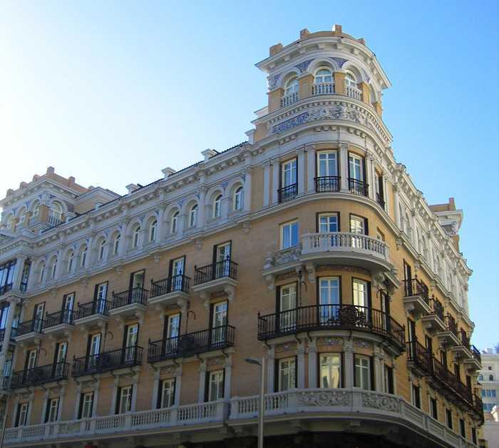 Ciudad en Hotel Iberostar Las Letras Gran Via