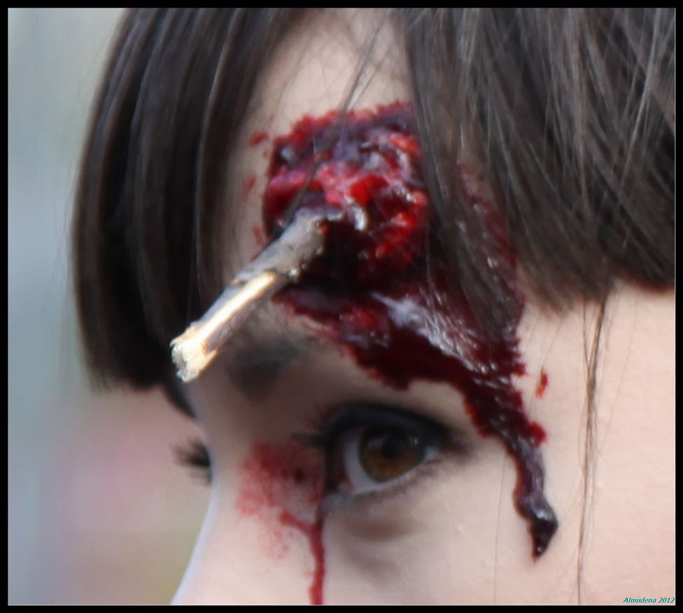 Boca en Marcha Zombie