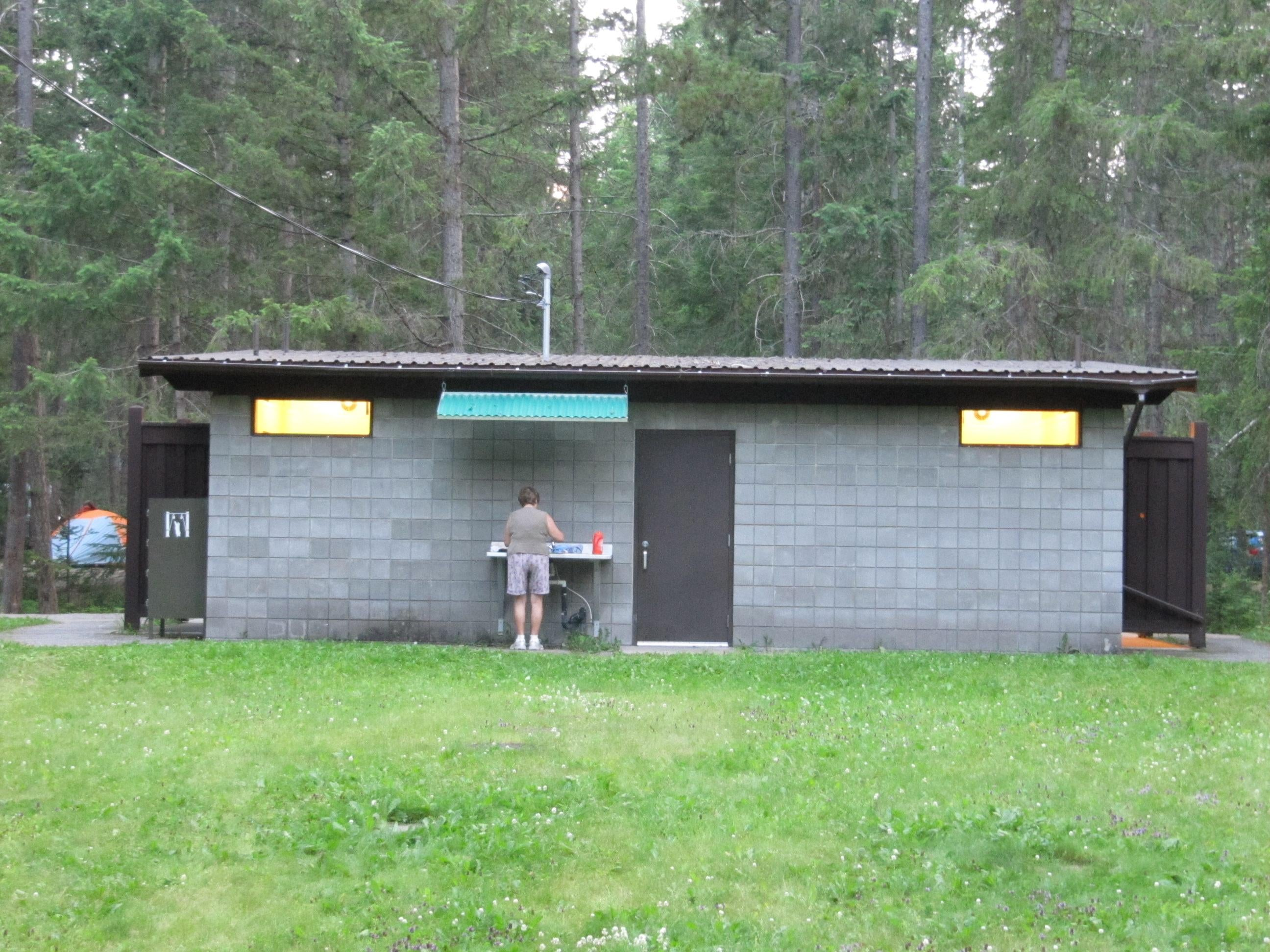 Shooting Range in Fraser Lake