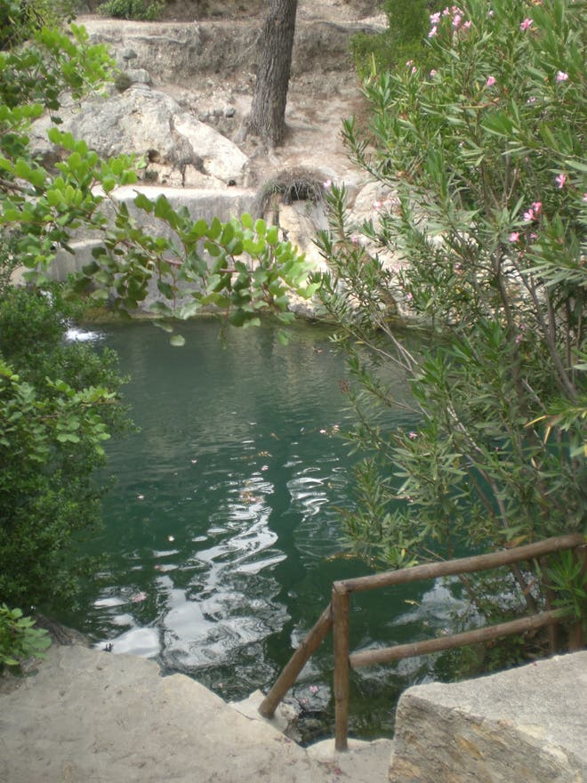 Body Of Water in Sella