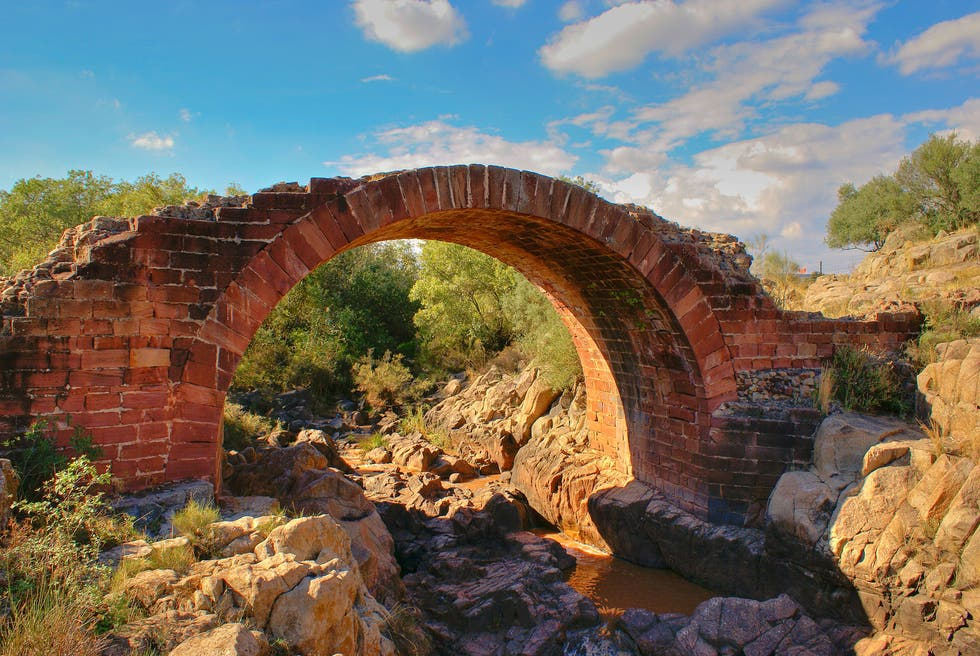 Natural Arch in Linares