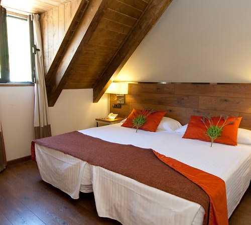 Suite en Hotel Nubahotel Vielha