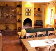 Sala en Casa Rural El Pajar De La Tia Maxima
