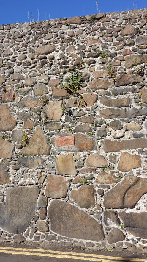 Pared en Murallas de Stirling
