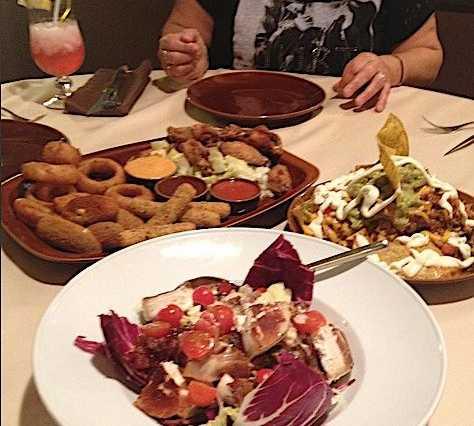 Carne en Restaurante Tex Mex Gringo´s