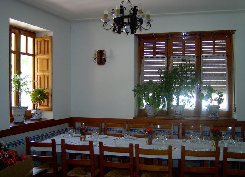 Dining Room in Fontanars dels Alforins