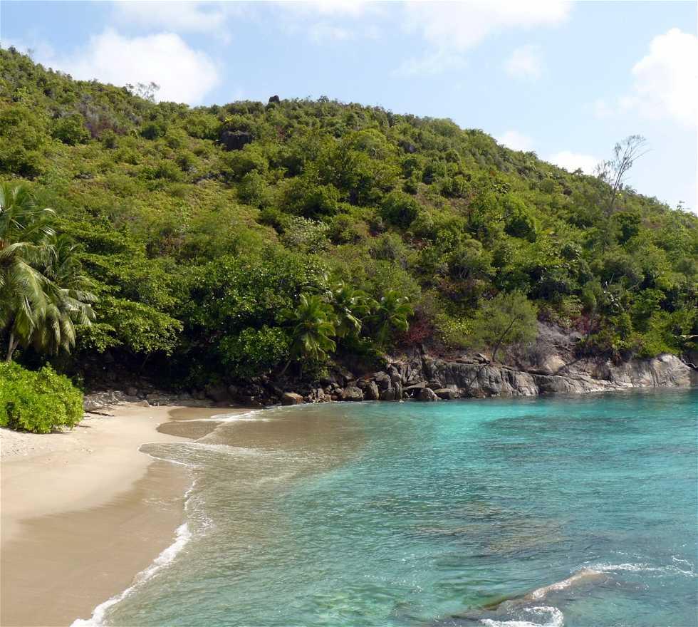 Resultado de imagen para Playa Anse Major