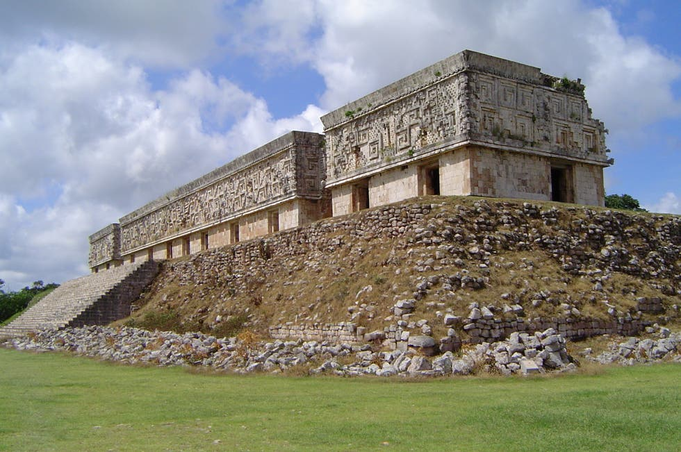Monument in Uxmal