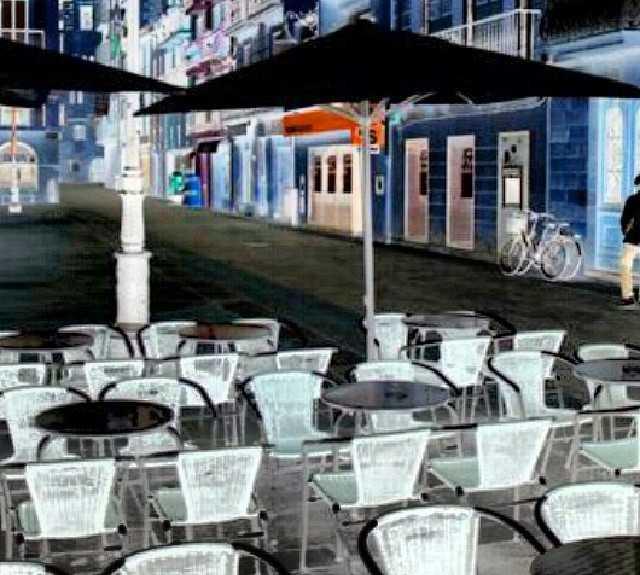 Zona urbana en Otamendi Taberna