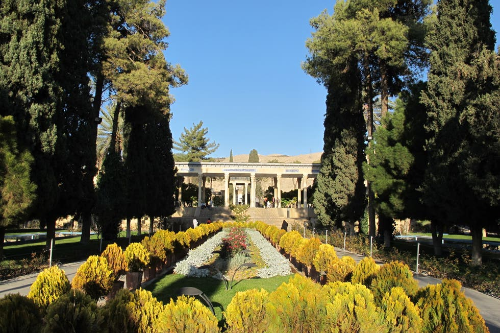 Garden in Shiraz