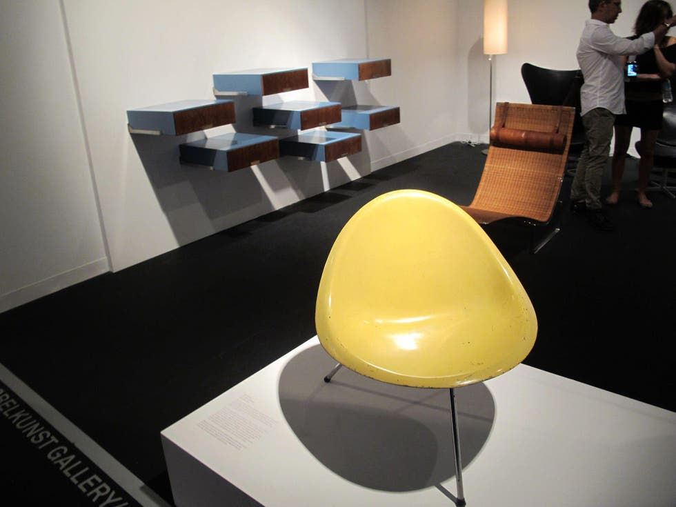 Mueble en Design District