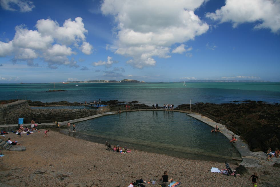 Vacation in Guernsey and Alderney