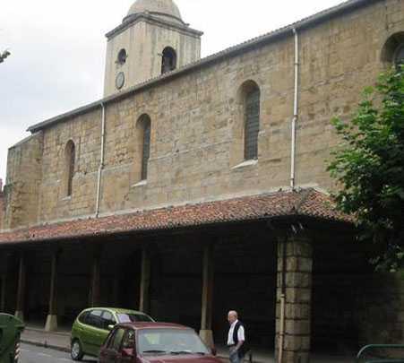 Turismo en Iglesias de Barakaldo