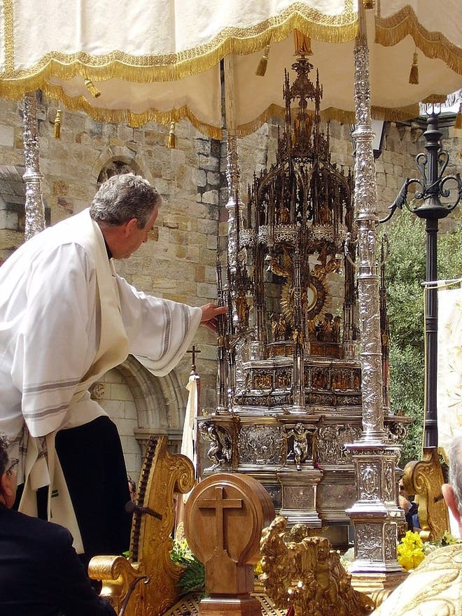 Photos Of Corpus Christi Day In Zamora Images