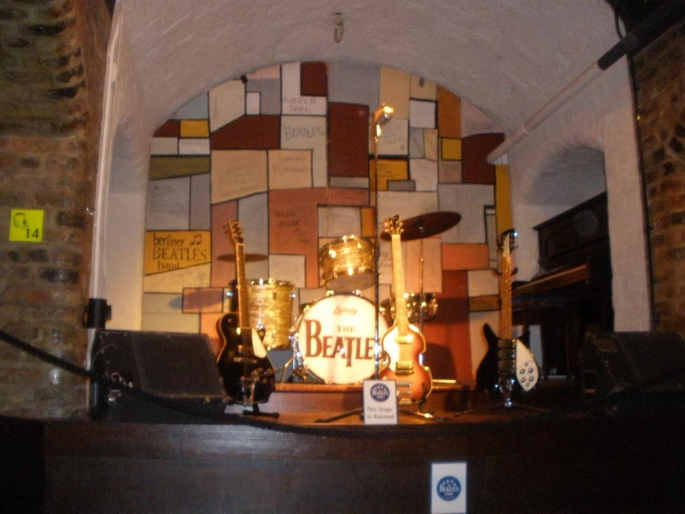 Taberna en The Beatles Story