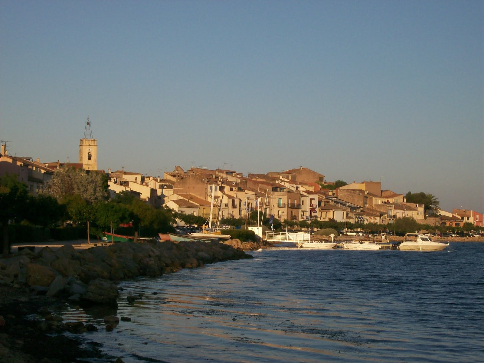 Vacation in Bouzigues