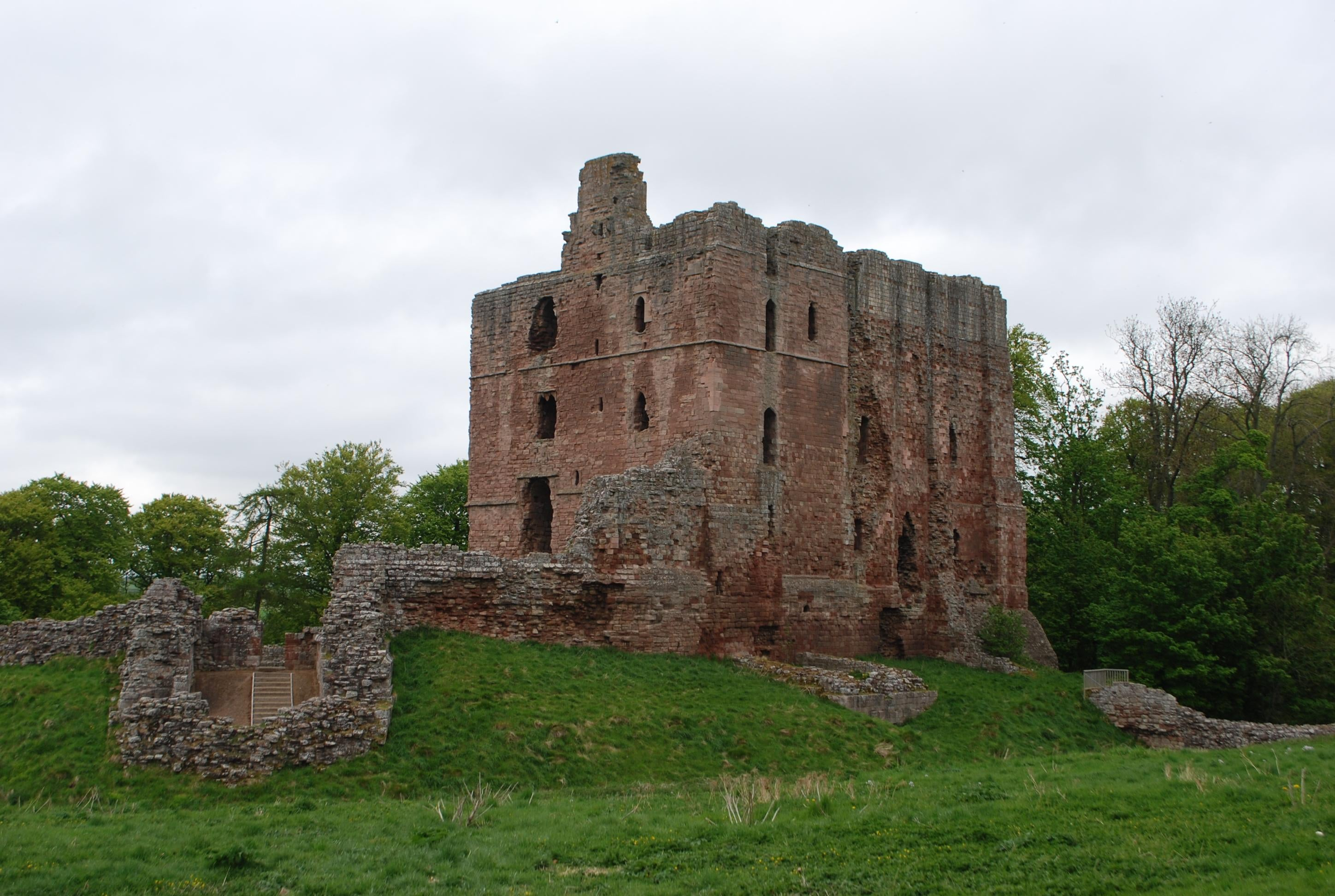 Ruinas en Berwick-upon-Tweed