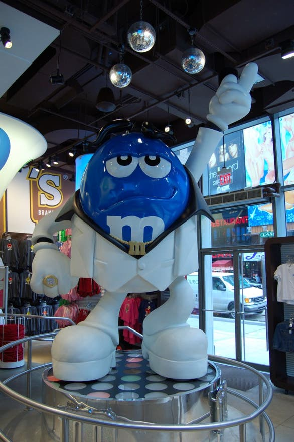 Turismo en M&M'S World