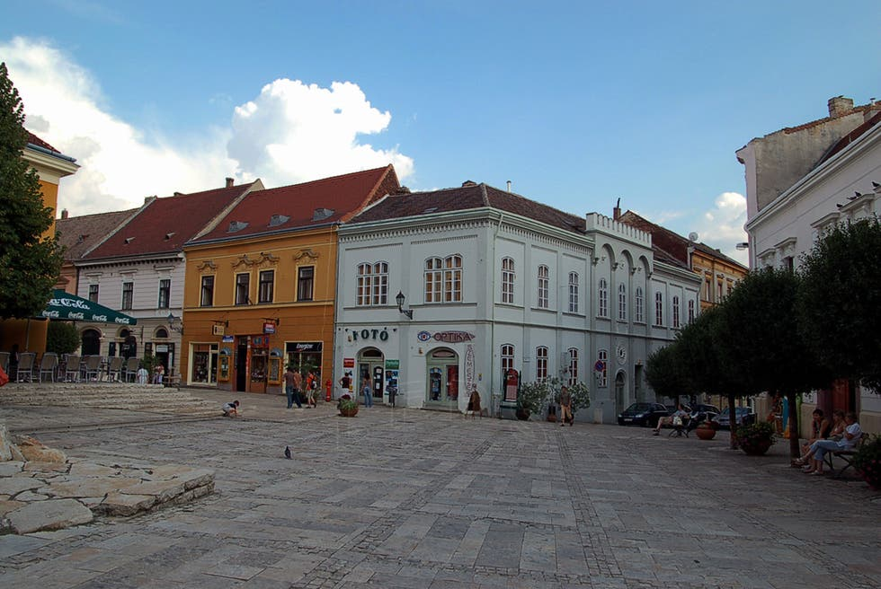 Town in Pécs