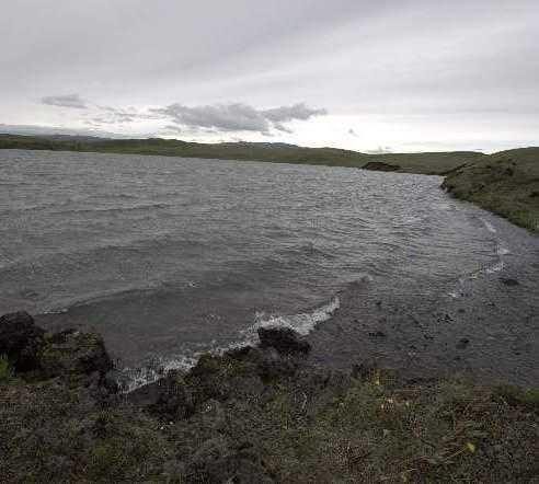 Mar en Lago Systravatn