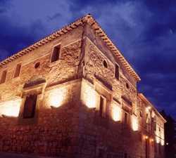 Landmark in Uceda