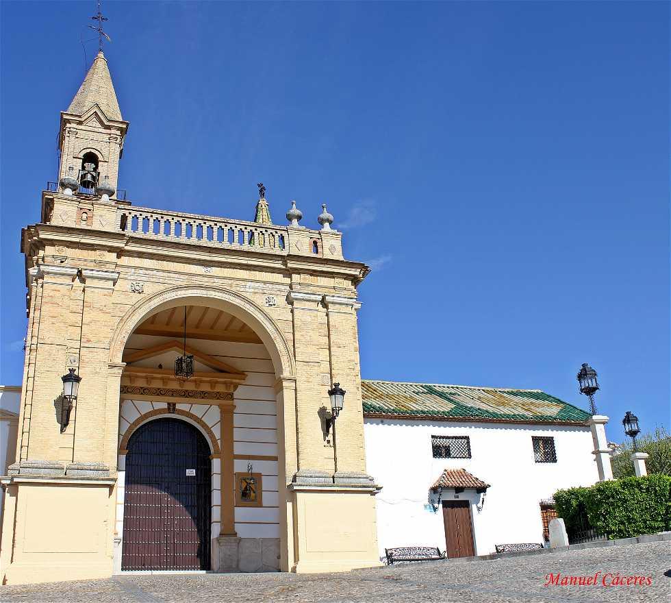 Building in Puente Genil