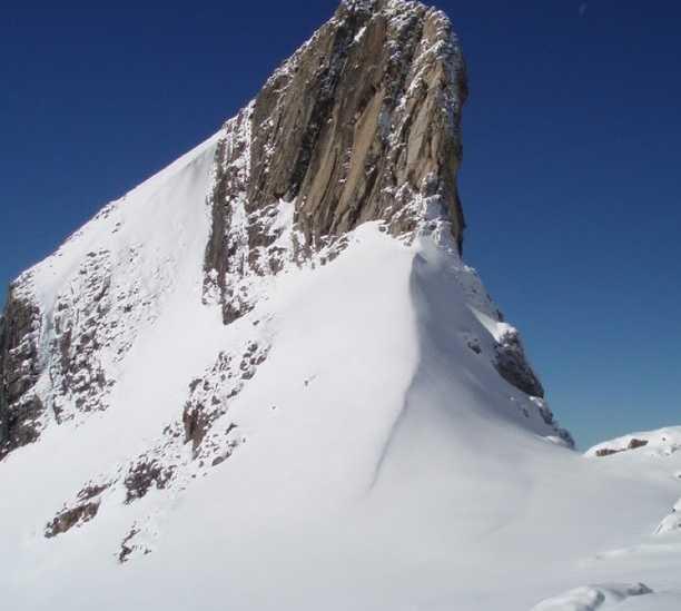 Montaña en Eriste