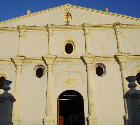 Fachada en Iglesia de San Francisco