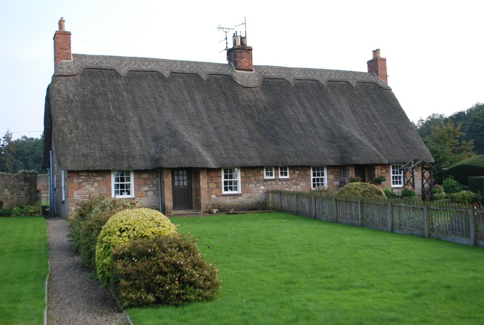 Cottage in Cornhill-on-tweed