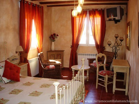 suite room in Sacecorbo