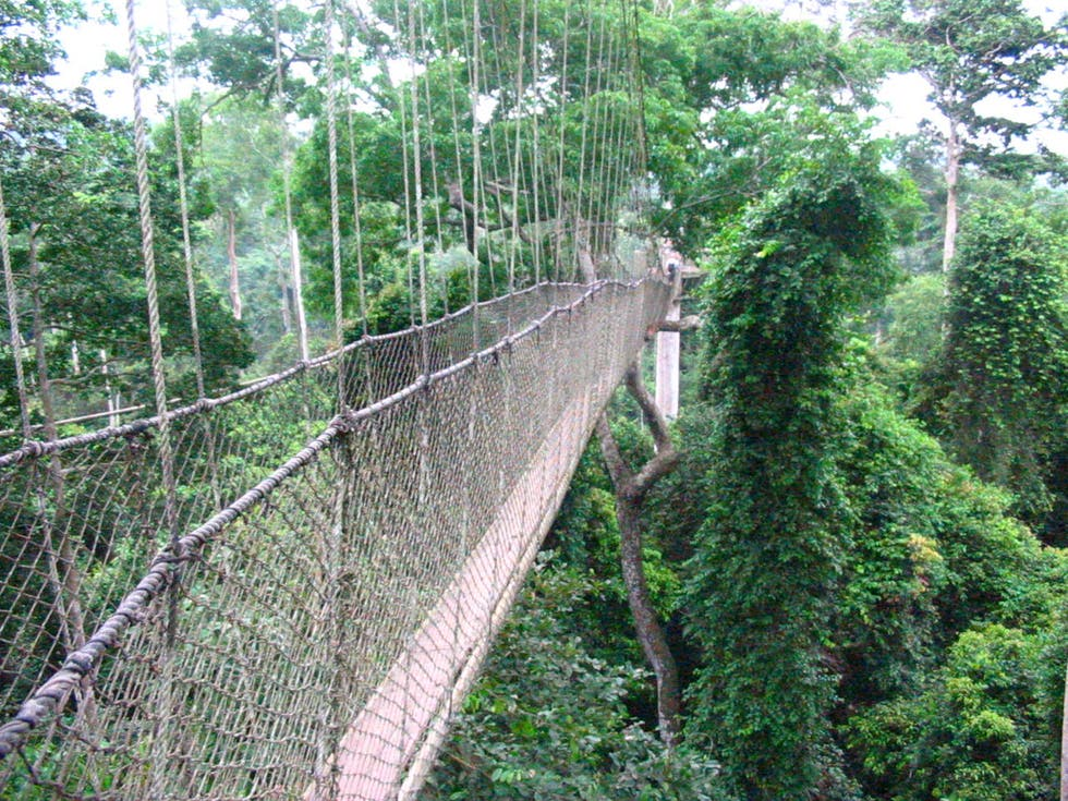 Bridge in Greater Accra Region
